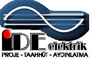 İDE ELEKTRİK- Proje - Taahhüt - Aydınlatma